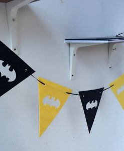 batman banner for parties